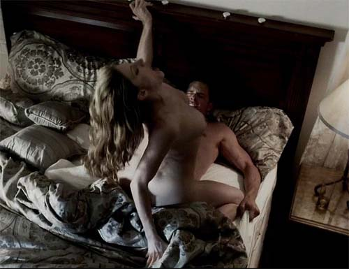 Jes Macallan Sex Scene