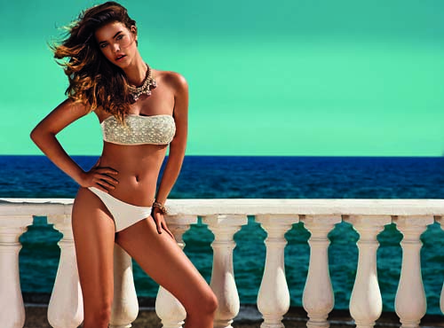 Barbara-Palvin - Twin-Beachwear-003