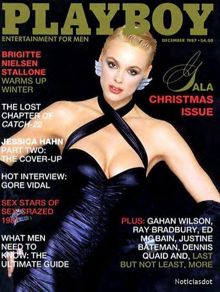 Brigitte Nielsen Playboy