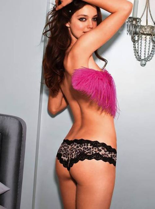 Emily DiDonato topless