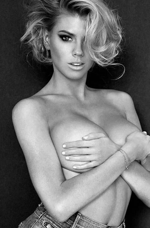 Charlotte-McKinney-topless