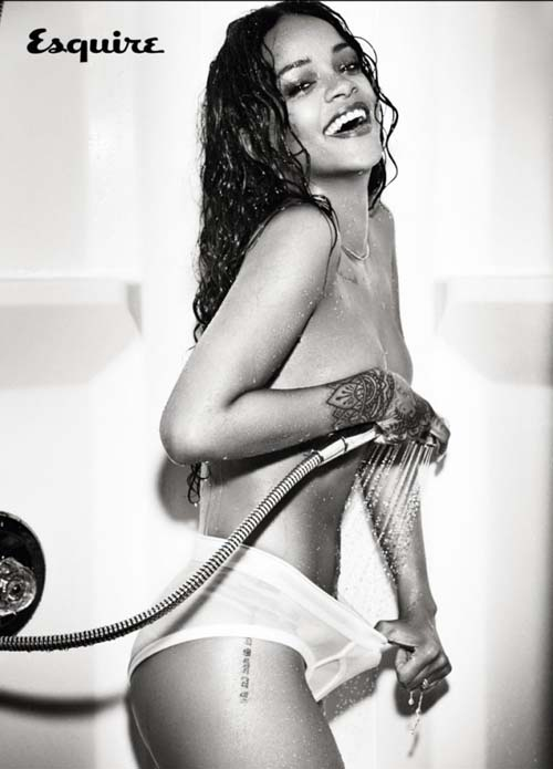 rihanna-topless-wet-esquire