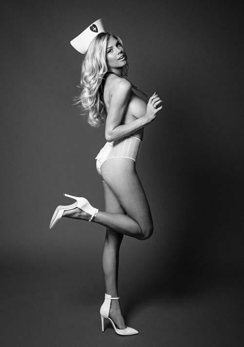 Charlotte-McKinney-Topless-Galore-Mag001