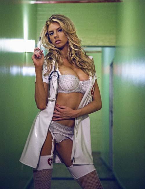 Charlotte-McKinney-Topless-Galore-Mag003