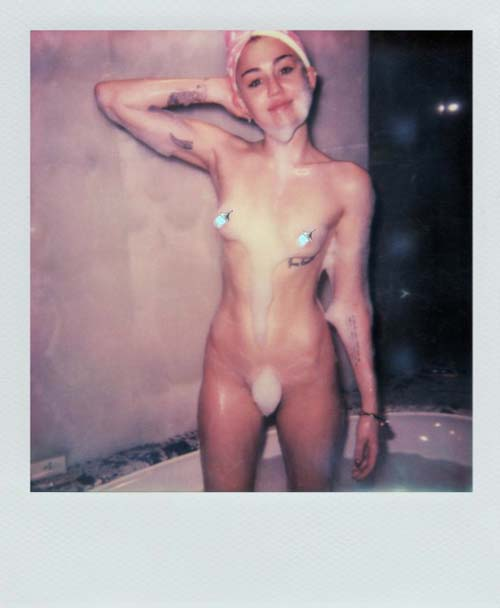 Miley-Cyrus-V-Magazine-Naked-Polaroid-1