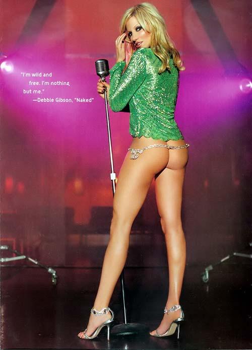 Deborah Gibson Playboy 2005