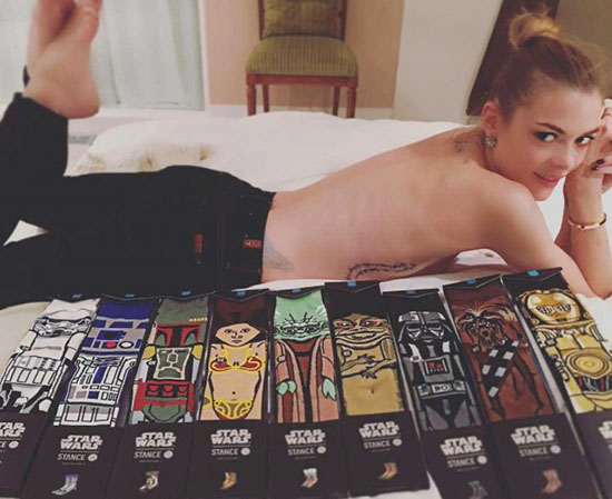 jamie-king-topless-star-wars