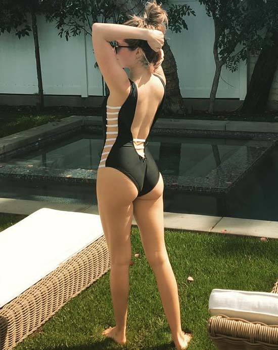 Ashley Tisdale ass