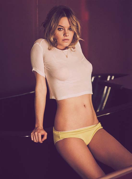 Camille Rowe Playboy 3