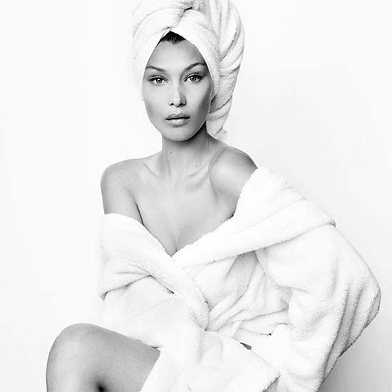 bella-hadid-towel-series