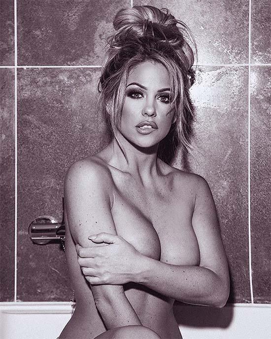 Thanks bianca gascoigne nude