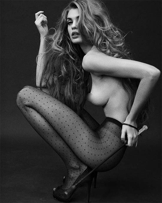 Catrin Claeson nude