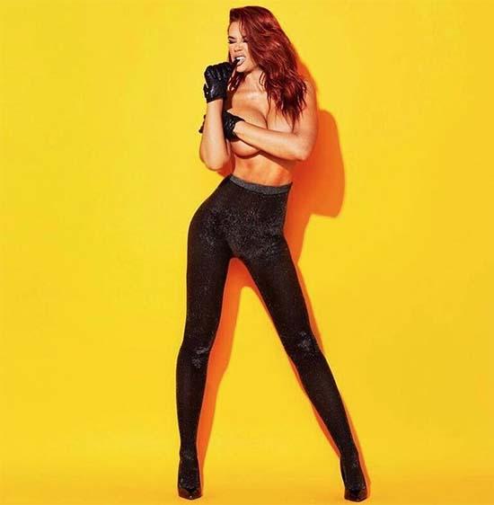 jessa hinton topless