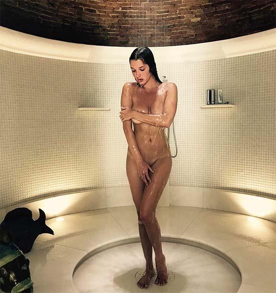Alyssa Arce Naked Shower Video