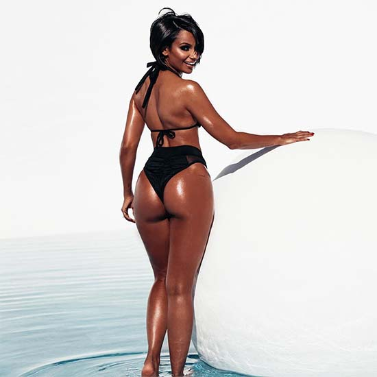 We Can't Get Enough of Smoking Hot Nazanin Mandi