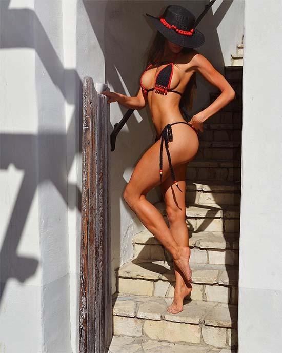 Terann Hilow Unleashes Her Insanely Sexy Bikini Body