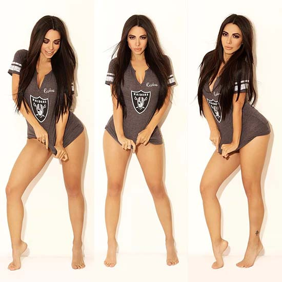 Jimena Sanchez Sexy Legs