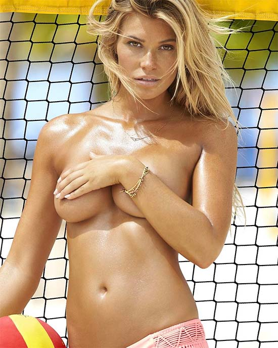 Samantha Hoopes Topless SI