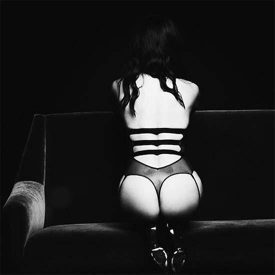 Adriana Lima Booty by Jerome Duran