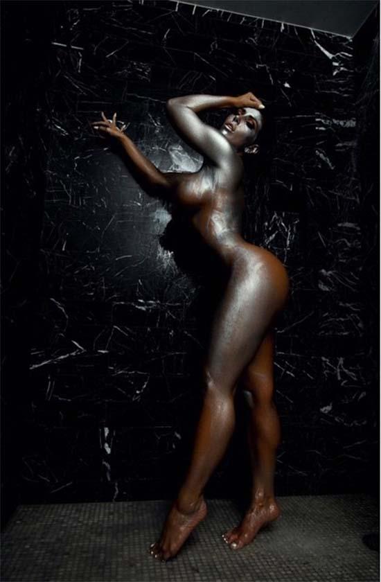 Carmen Ortega Naked