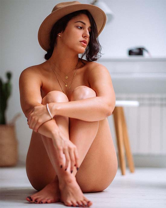 Stephanie Santana naked