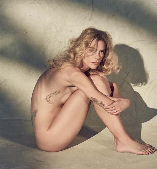 Jaime King Nude