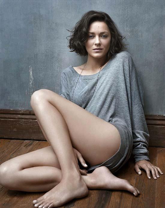 Marion Cotillard Nude scenes