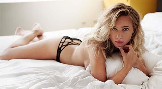 Jennifer Hoffman In Underwear