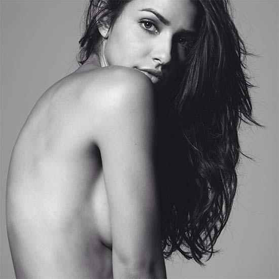 Michele Maturo topless