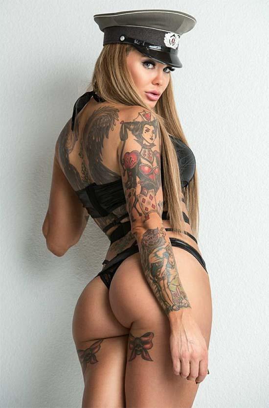 Calista Melissa Ass