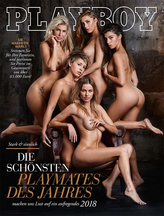 Marisa Papen Playboy Germany