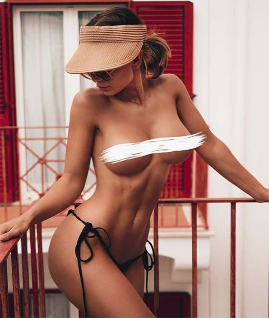 Pia Muehlenbeck Topless