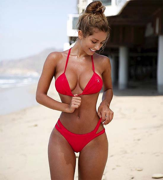 Sierra Skye Belongs In A Bikini