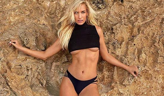 Paige Spiranac SI Swimsuit
