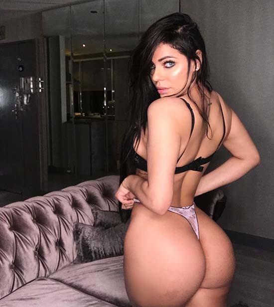 Suzy Cortez Ass
