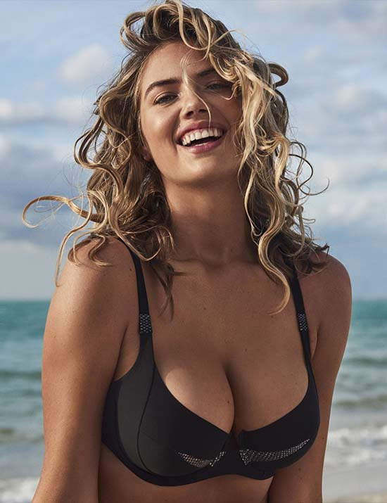 Kate Upton Sizzles in Yamamay Swimwear
