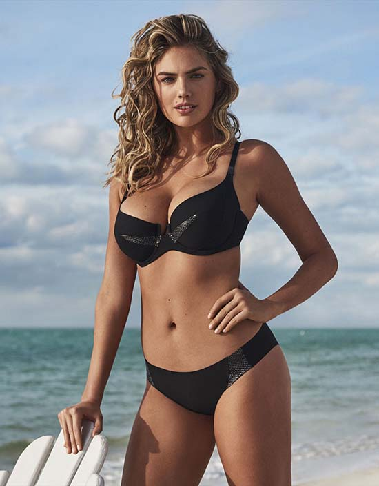 Kate Upton Yamamay Swimwear Sculpt