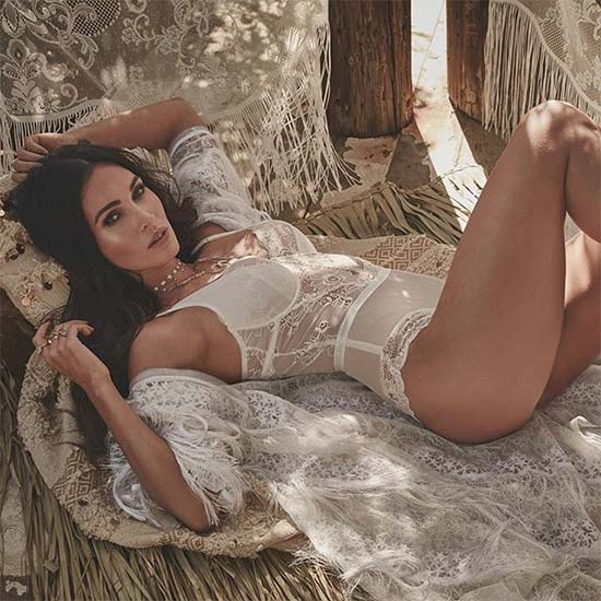 Megan Fox In Naughty Lingerie