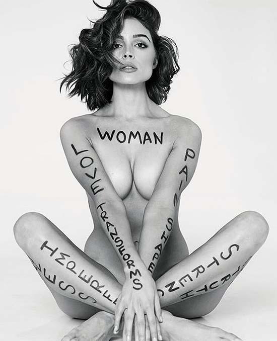 Olivia Culpo Nude