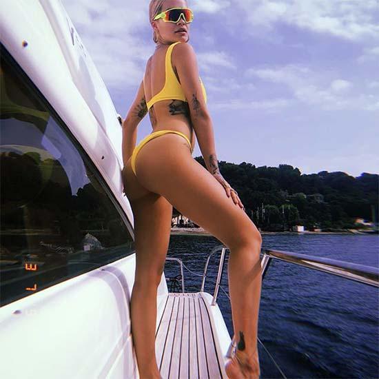 Rita Ora booty