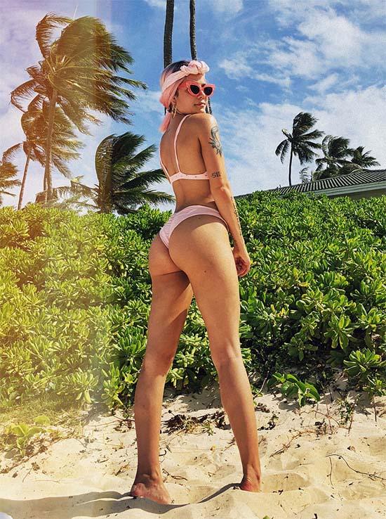 Halsey Ass