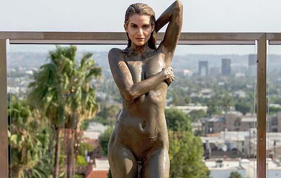 Rachel McCord Topless Muddy