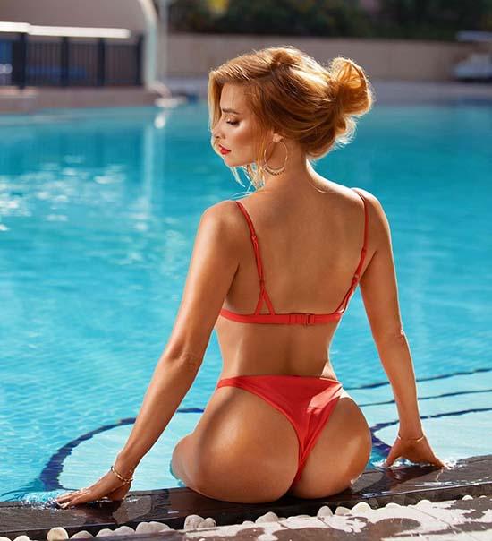 Miss Russia Tatiana Kotova