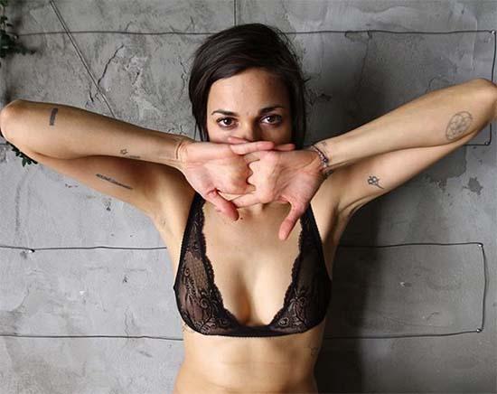 Lina Esco Playboy