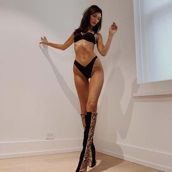 Bella Hadid Anorexia