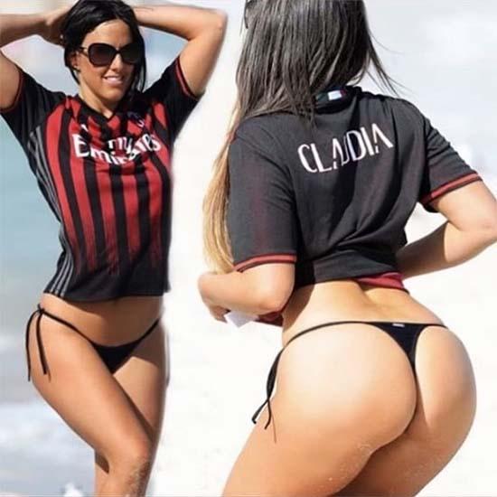 Claudia Romani ass pics