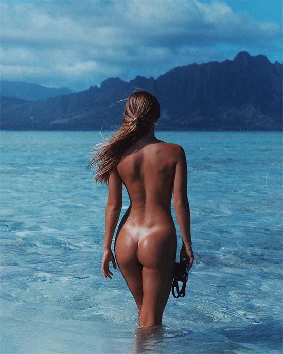 Sophie Wilson Nude
