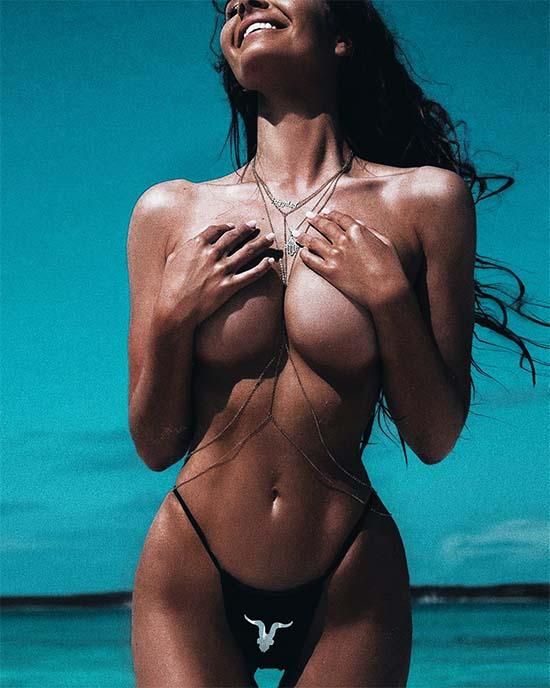 Vivien Rubin topless