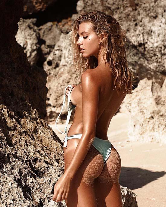Bree Lynn Kleintop topless