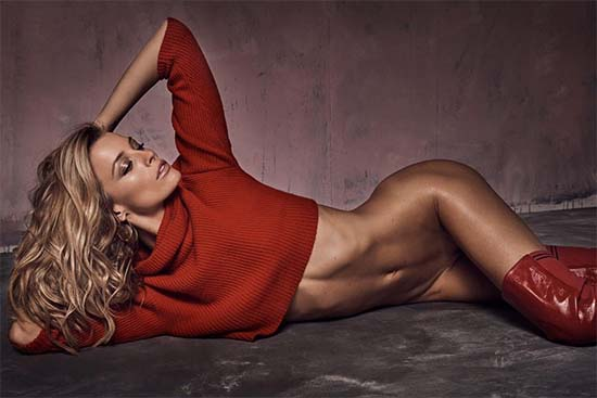 Flavia Lucini nude